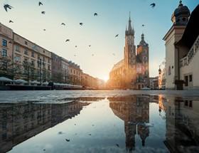 Krakow Market Square