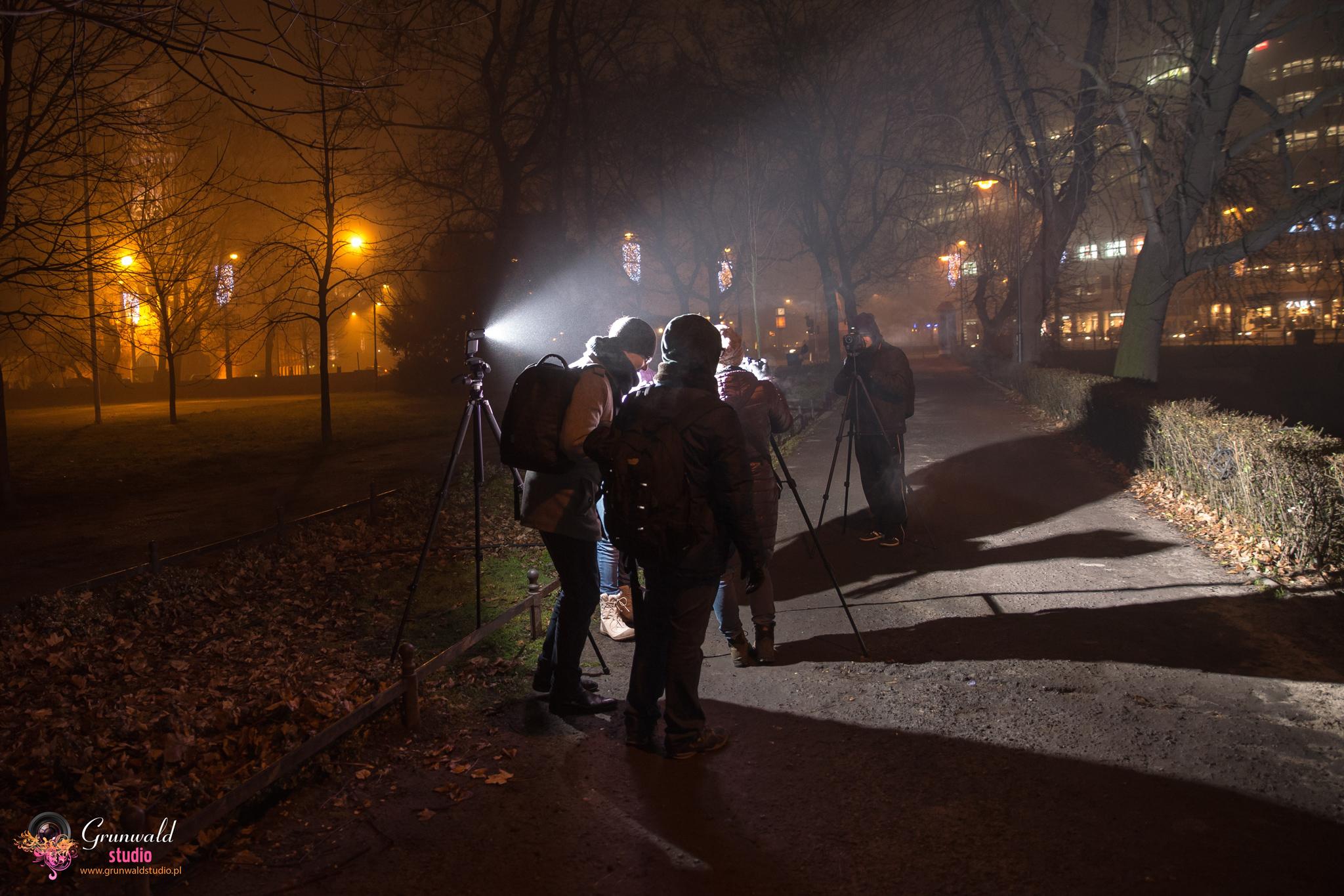 Kurs Fotograficzny Wrocław z Grunwald Studio Grudzień 15