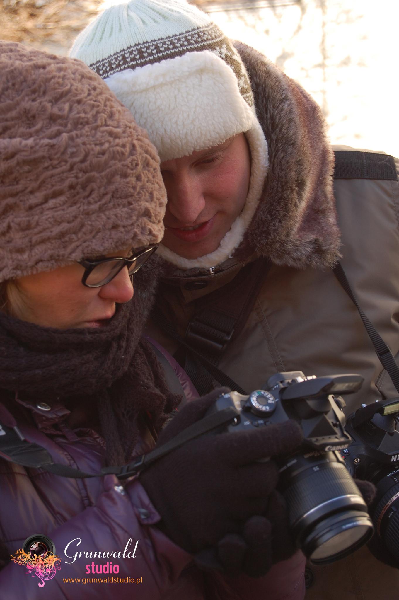 Kurs Fotograficzny Wrocław z Grunwald Studio Grudzień 7