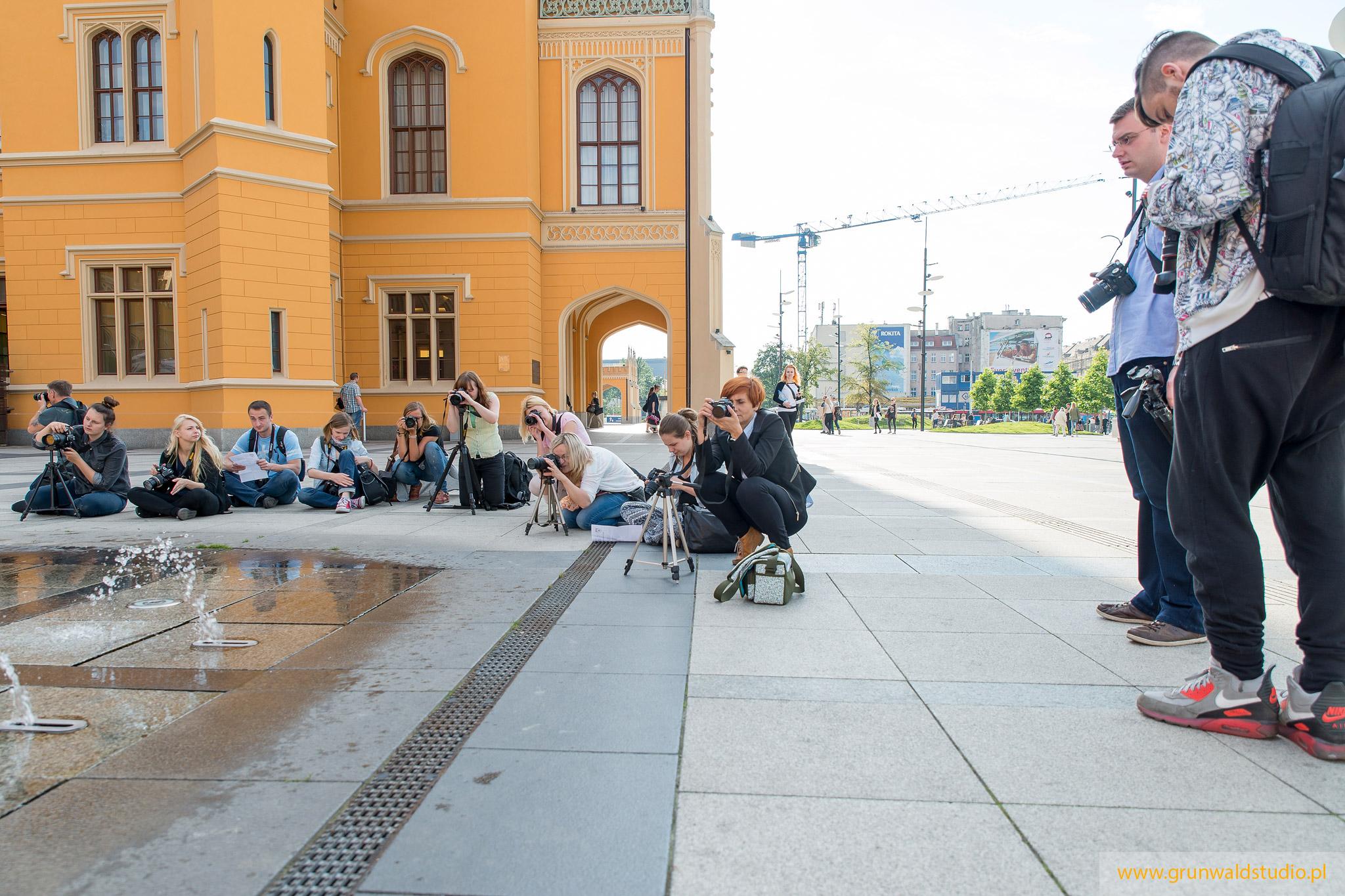 Grunwald Studio Kursy fotografii Wrocław 2015 16