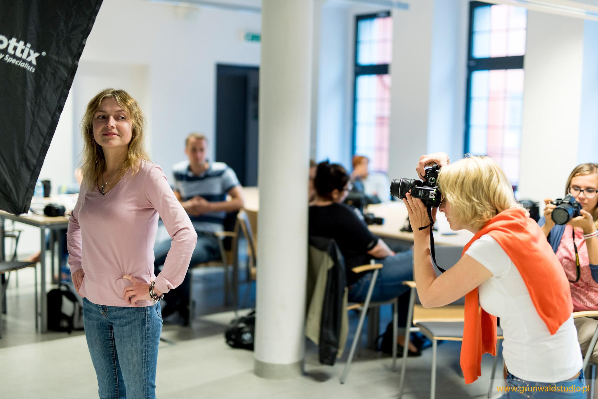 Grunwald Studio Kursy fotografii Wrocław 2015 2