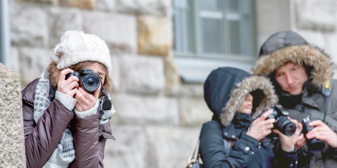 Kurs Fotografii Cyfrowej – Poznań listopad 2015