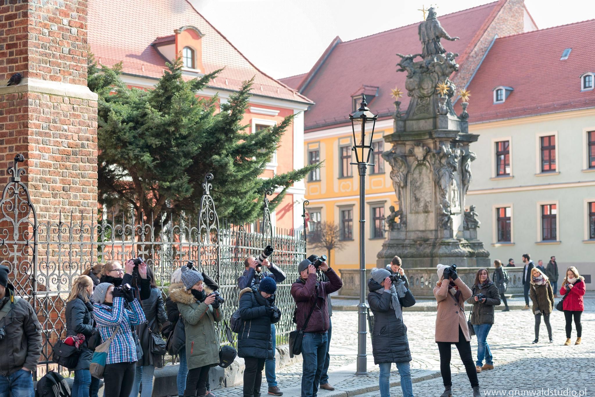 Kurs fotografii cyfrowej grunwald studio fotografia wrocław