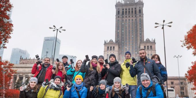 Kurs Fotografii Cyfrowej Warszawa – październik 2016