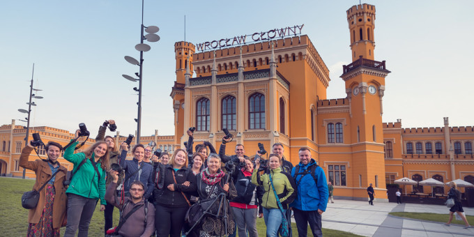 Kurs Fotografii Cyfrowej Wrocław – wrzesień 2016