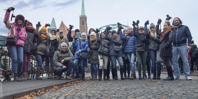 Kurs Fotografii Cyfrowej Wrocław – listopad 2016