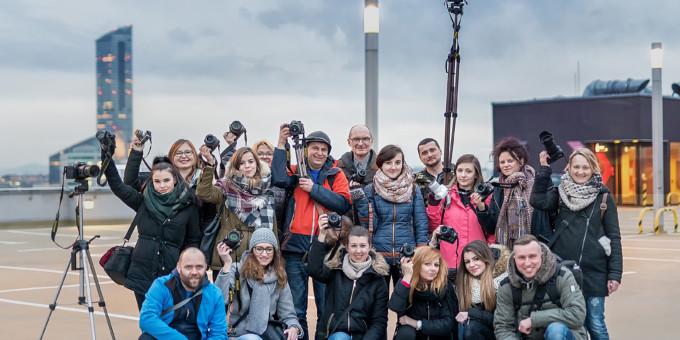 Kurs Fotografii od Podstaw Wrocław 16.05.2019r